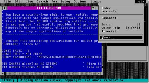 Microsoft_Visual_Basic_for_MS-DOS_(Professional_Edition_Version1.00)