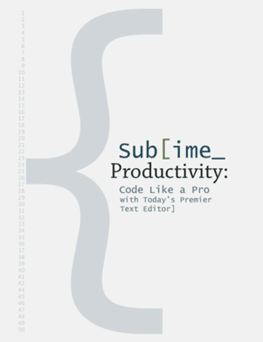 sublime-productivity