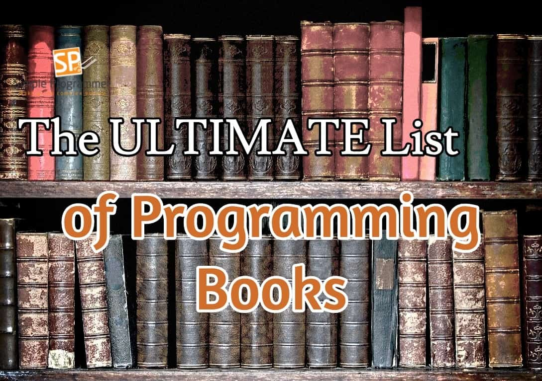 The Ultimate List of Programming Books