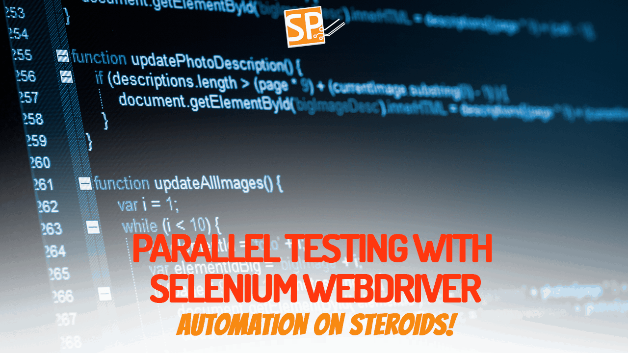 Parallel Testing With Selenium Webdriver - Automation on