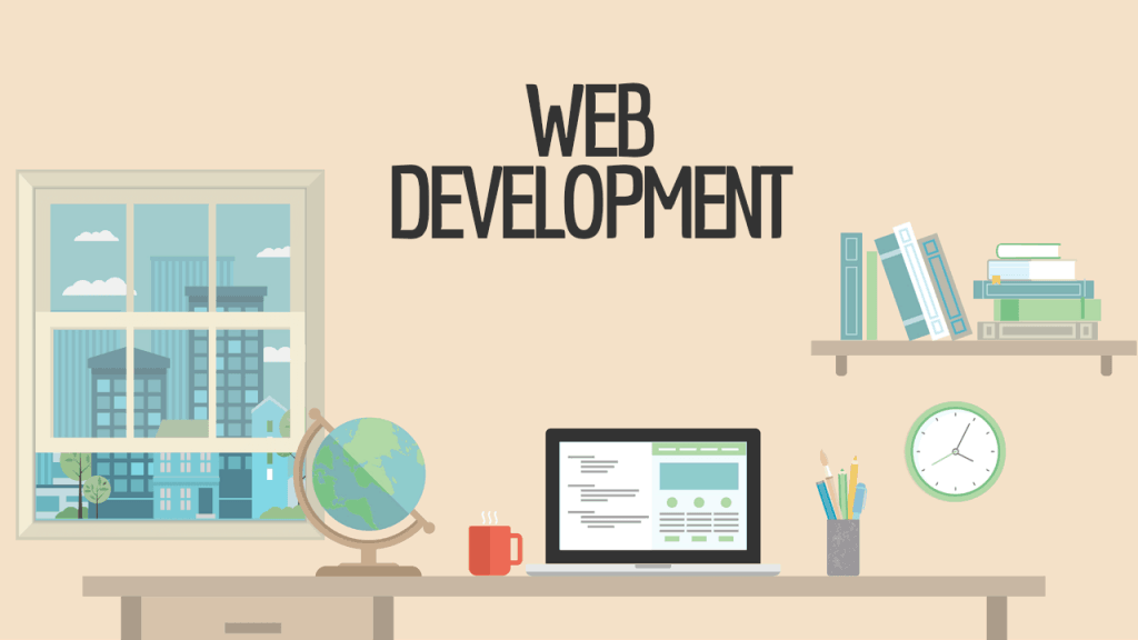 what is Web Development image