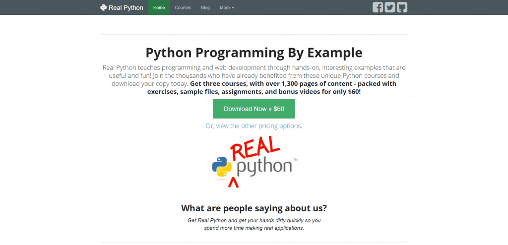 Pdf] nonprogrammer's for python free tutorial for beginners.