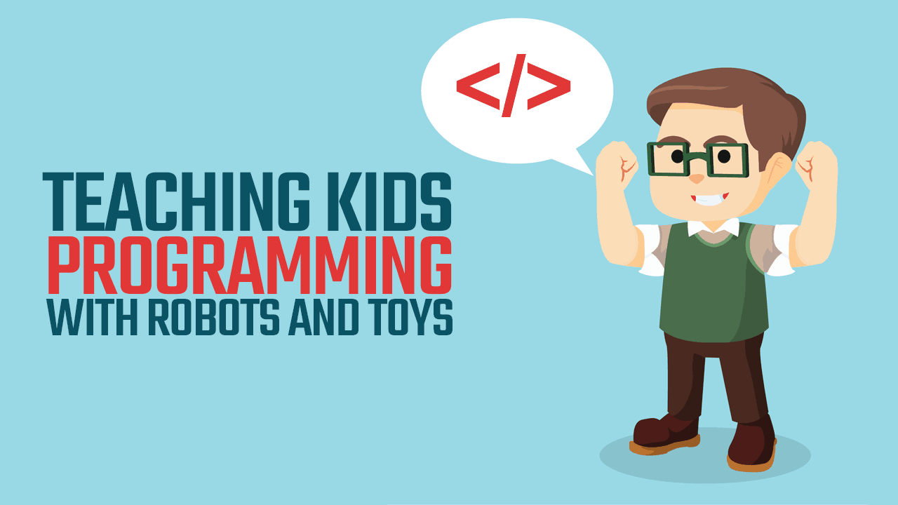 Teaching Kids Programming with Robots and Toys - Simple