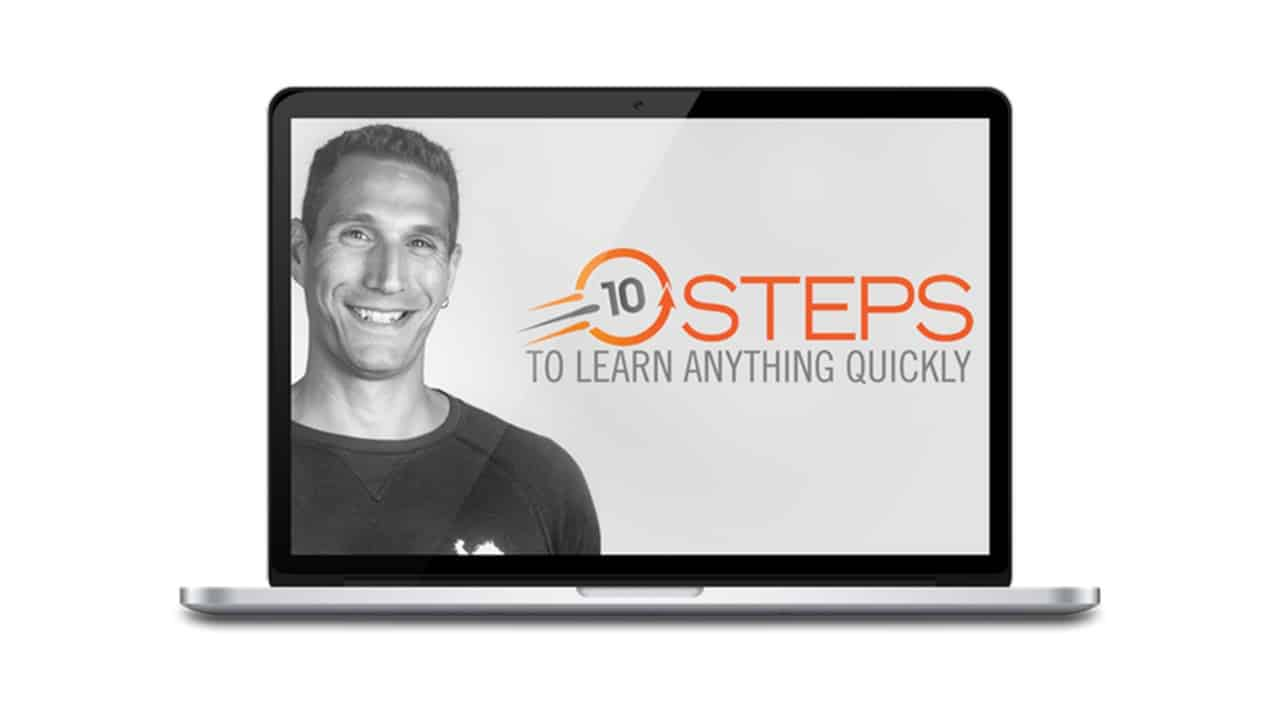 Image of 10 Steps To Learn Anything Quickly