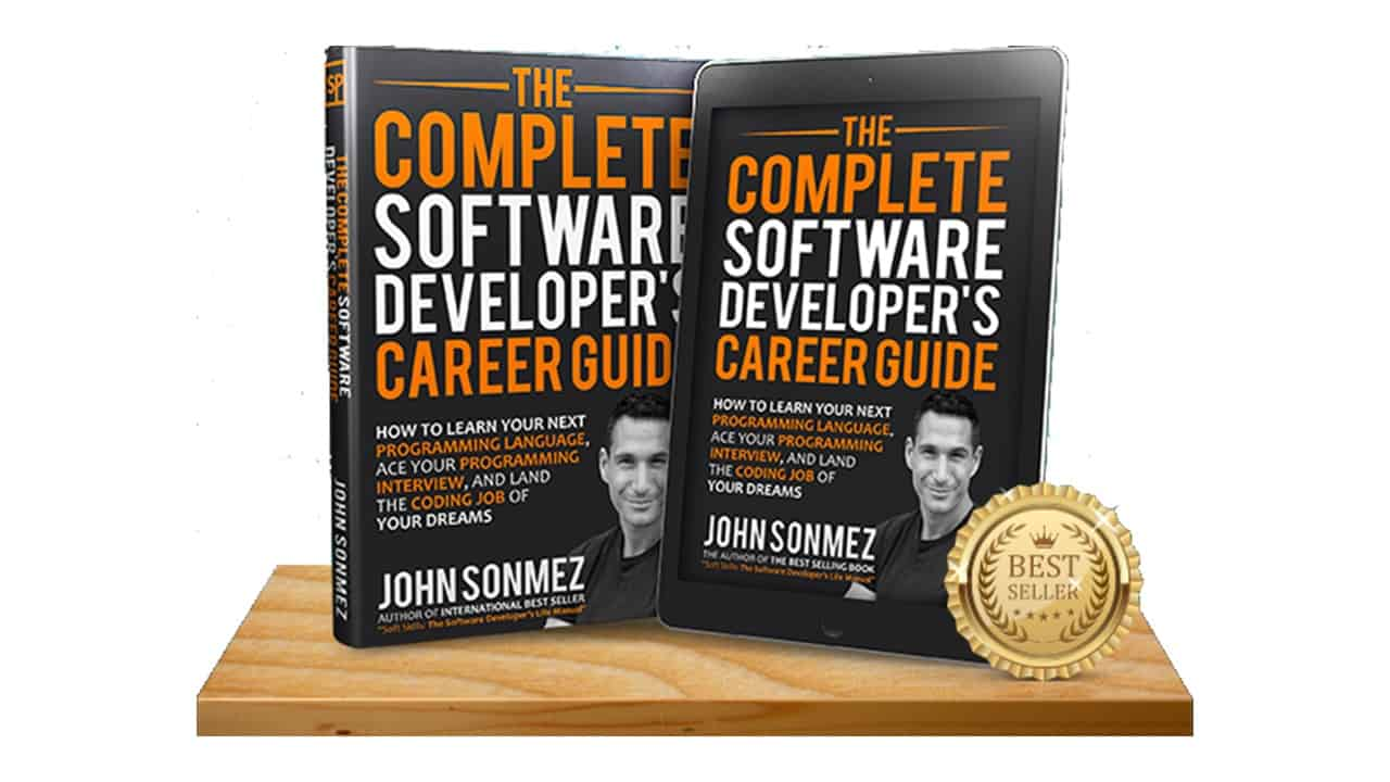 Image of The Complete Software Developer's Career Guide