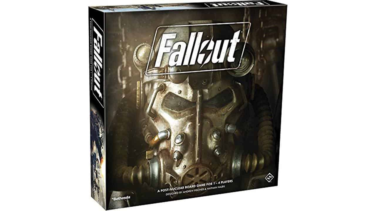Image of Fallout Gameboard