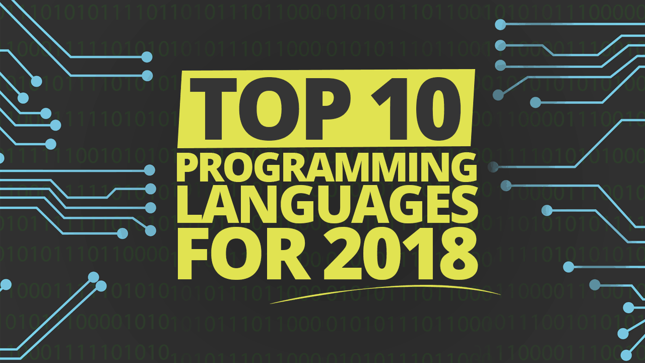 Best Programming Language to Learn: The Top 10 Programming Languages