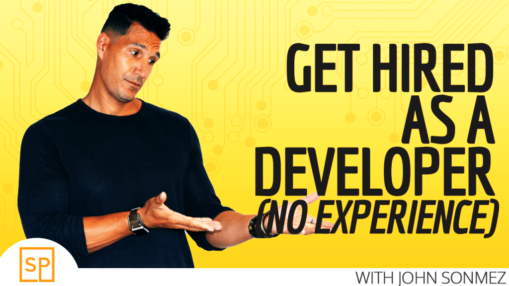 how to get a programming job without experience   first