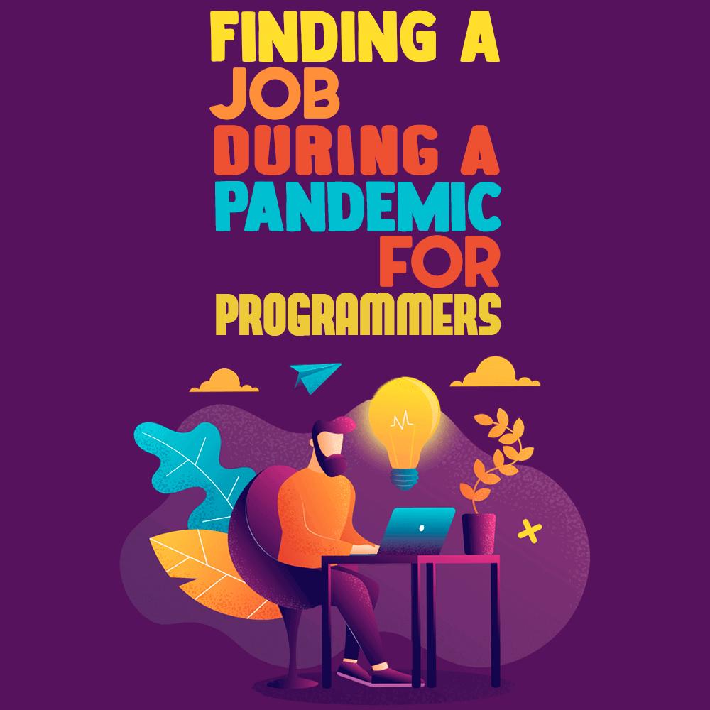 finding a job programmers