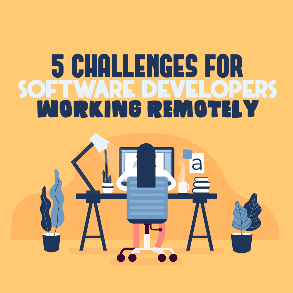 challenges working remotely